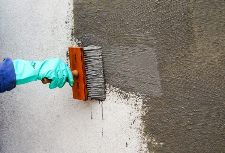 Infiltra o em parede veja os cuidados e dicas - Impermeabilizante para paredes ...
