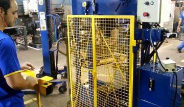 NR12 - Segurança no trabalho