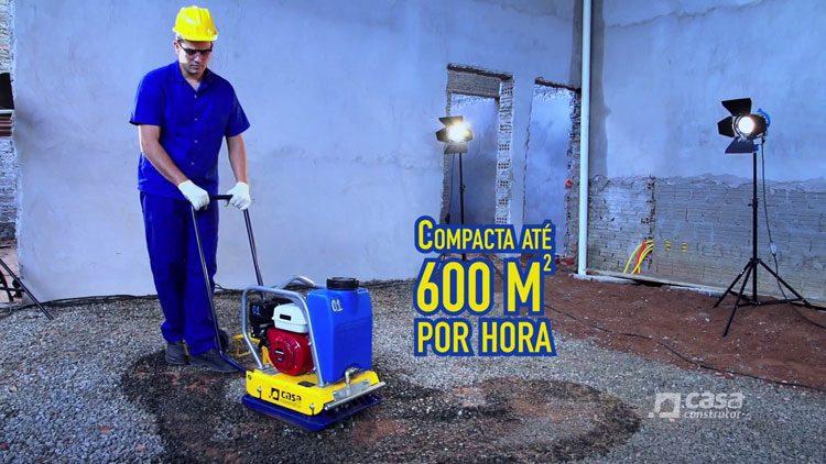 Compactação de solo