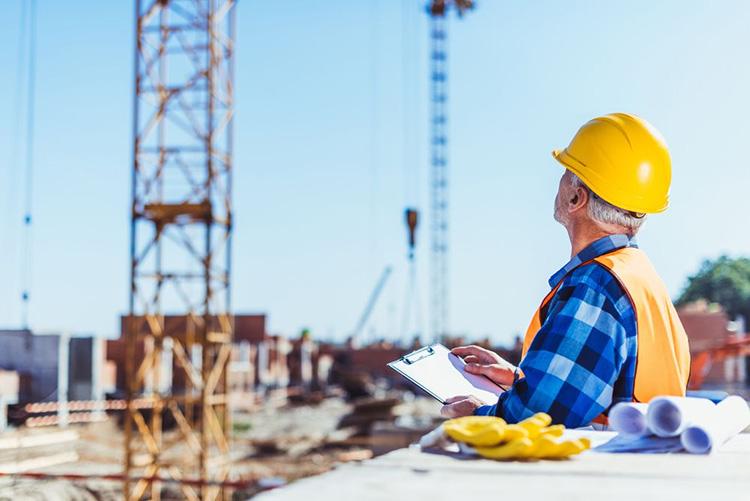 equipamentos de construção