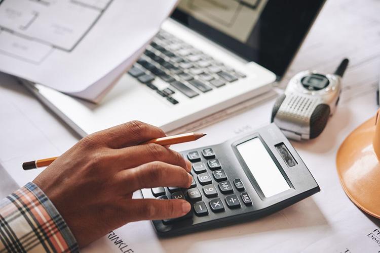orçamento de obras