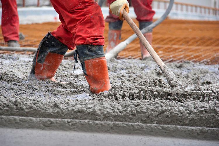 principais tipos de concreto