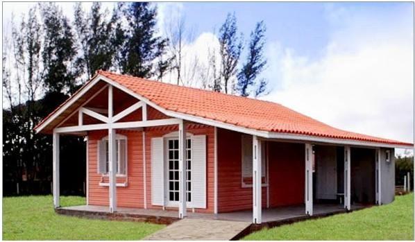 casa pré moldada
