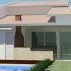 fachadas em casas pequenas e simples 2
