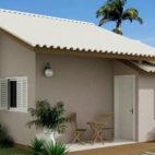 fachadas em casas pequenas e simples 5