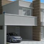 fachadas em casas pequenas e simples 7