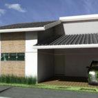 fachadas em casas pequenas e simples 8