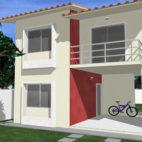 fachadas em casas pequenas e simples 14