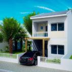 fachadas em casas pequenas e simples 16