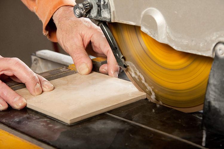 como usar a serra mármore