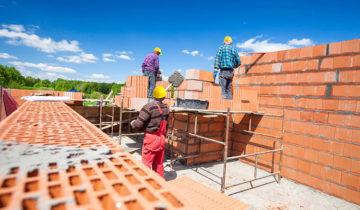 quantidade de tijolos em uma obra